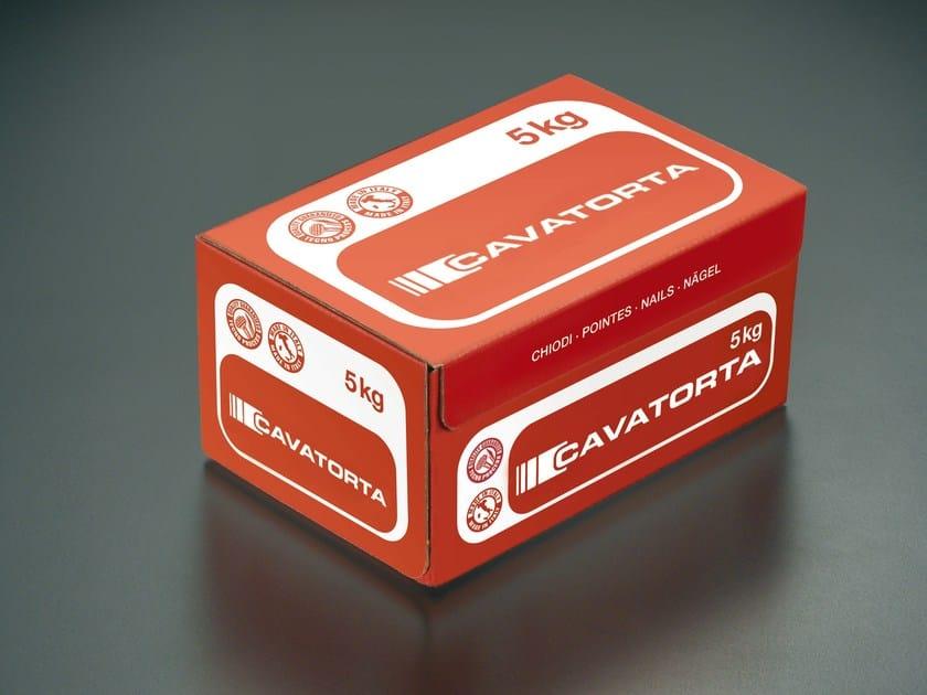 Nail RED BOX NAILS by Gruppo CAVATORTA