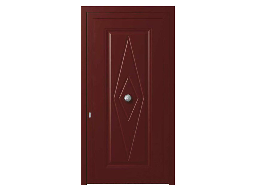 Aluminium armoured door panel NYSA/K - ROYAL PAT