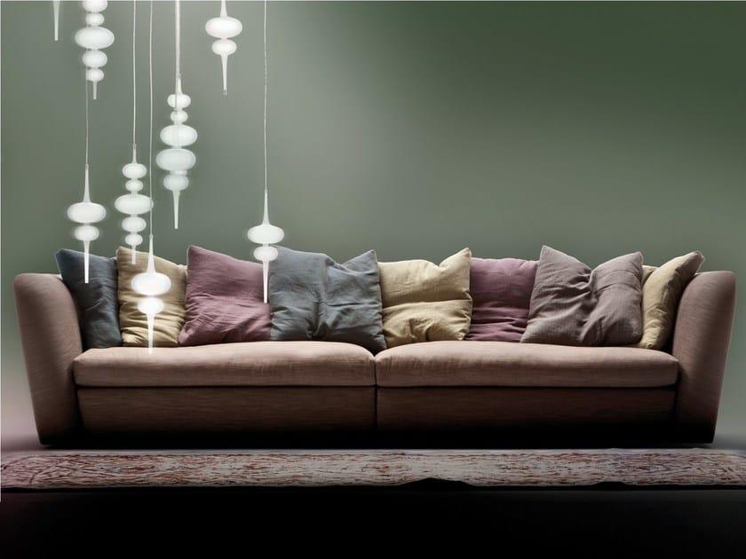 Sectional sofa ATOLLO | Sectional sofa - ERBA ITALIA