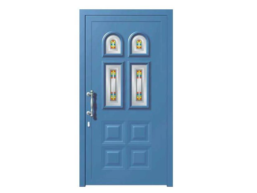 Glass and aluminium door panel VEGA/K4 - ROYAL PAT