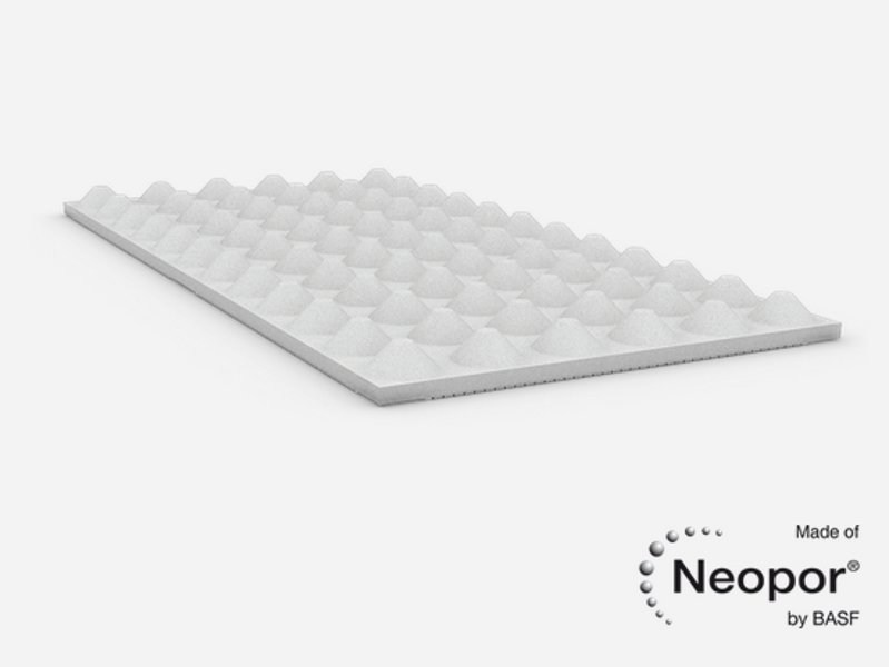 Neopor® thermal insulation panel TÈRMICO® AIR - MPE