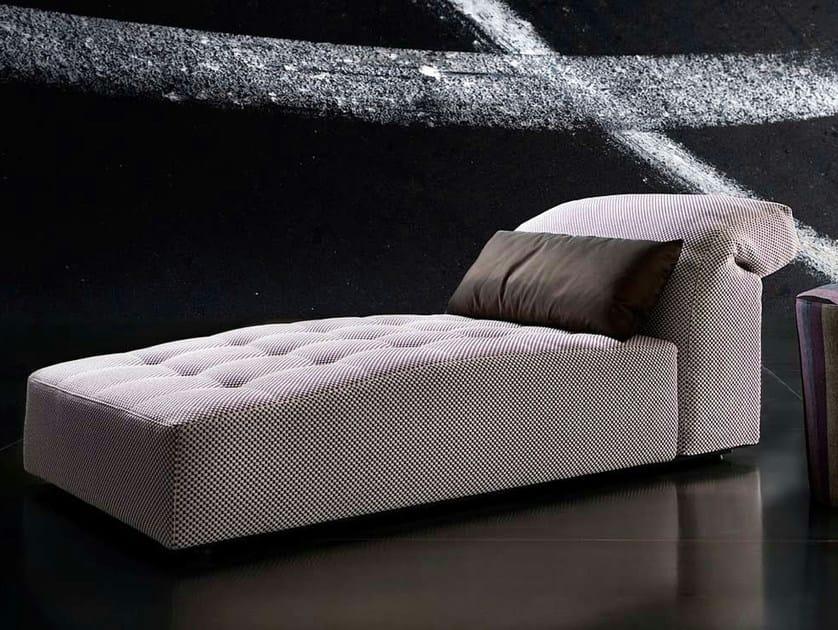 Upholstered lounge chair LOVE - ERBA ITALIA