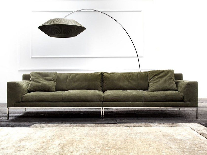 Sectional sofa EDIZIONE - ERBA ITALIA