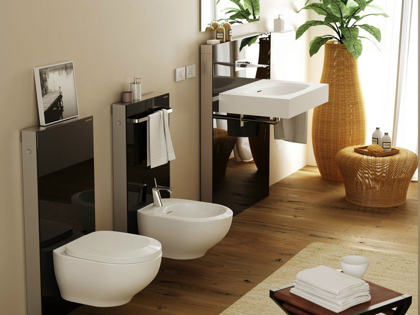 modulo sanitario per lavabo monolith modulo sanitario per lavabo geberit italia. Black Bedroom Furniture Sets. Home Design Ideas