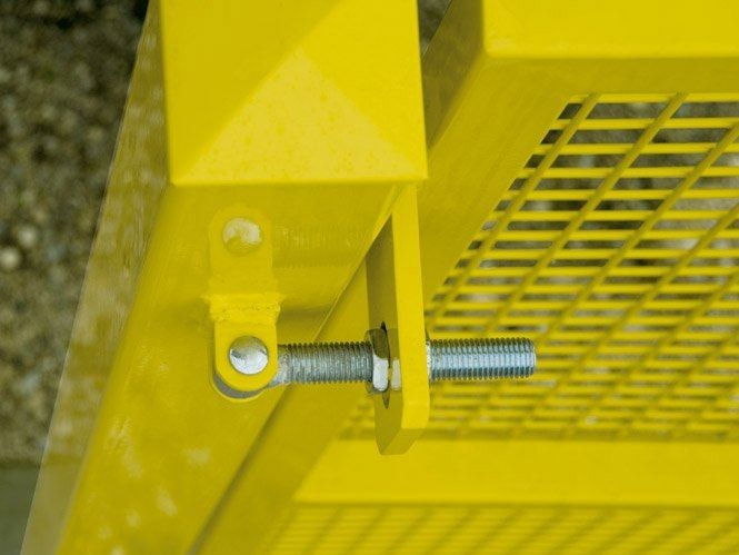 Steel gate T SPORT VEHICLE ENTRANCE GATES - Gruppo CAVATORTA