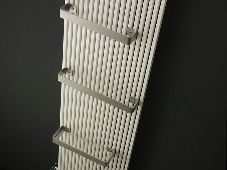 Porta asciugamani a barra in acciaio 316 porta - Porta asciugamani da parete ...