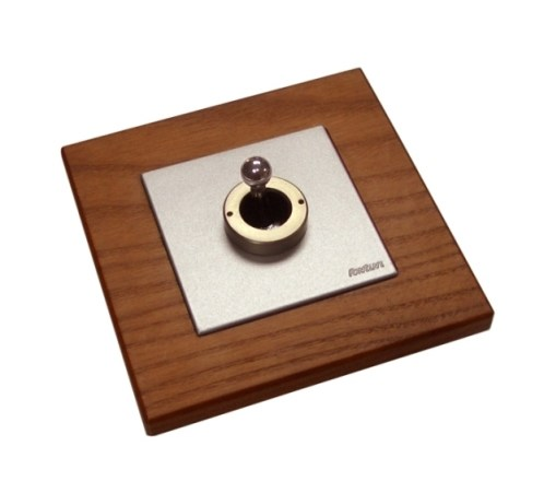 Wooden wiring accessories F-37 - FONTINI GROUP