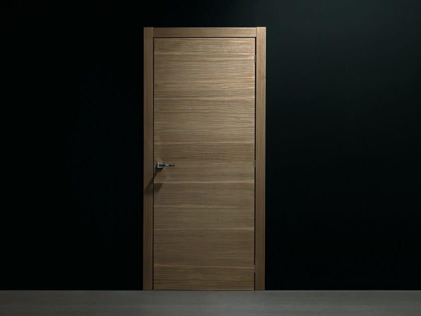 Da Tre Petre Piu La Porta Scultura : Porta a battente in legno sintonia scultura collezione