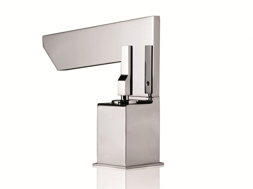 Single handle bidet mixer TETRIS | Bidet mixer - RUBINETTERIE RITMONIO