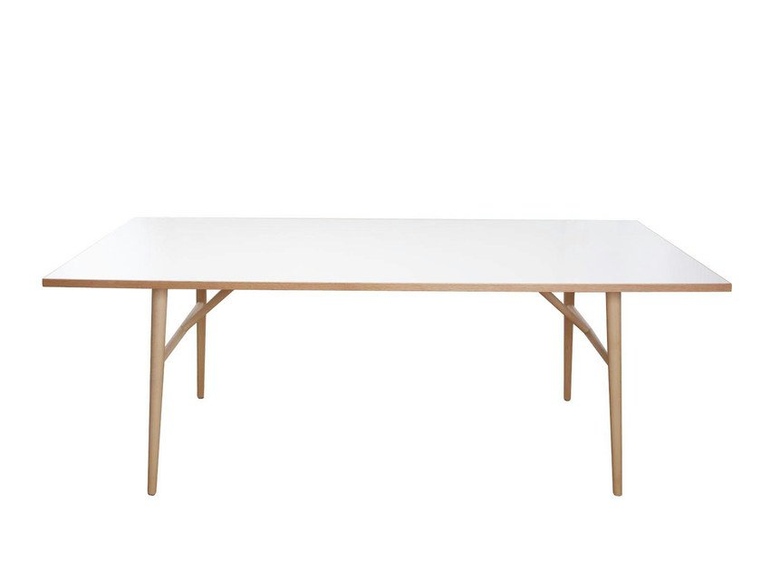 Lacquered dining table LANGUE | Dining table - NORR11