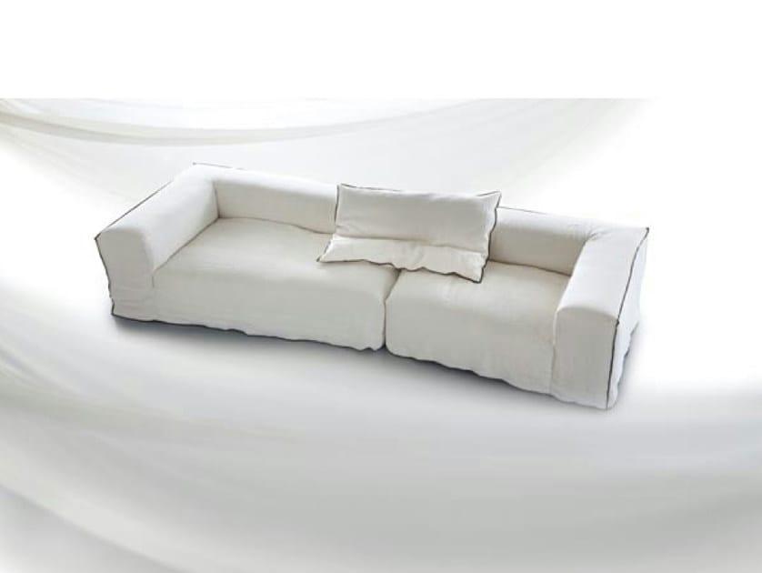Sectional sofa ARCHITETTURA - ERBA ITALIA