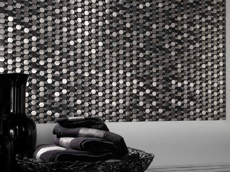 Glass Mosaic RADIANTE by Mosaico+
