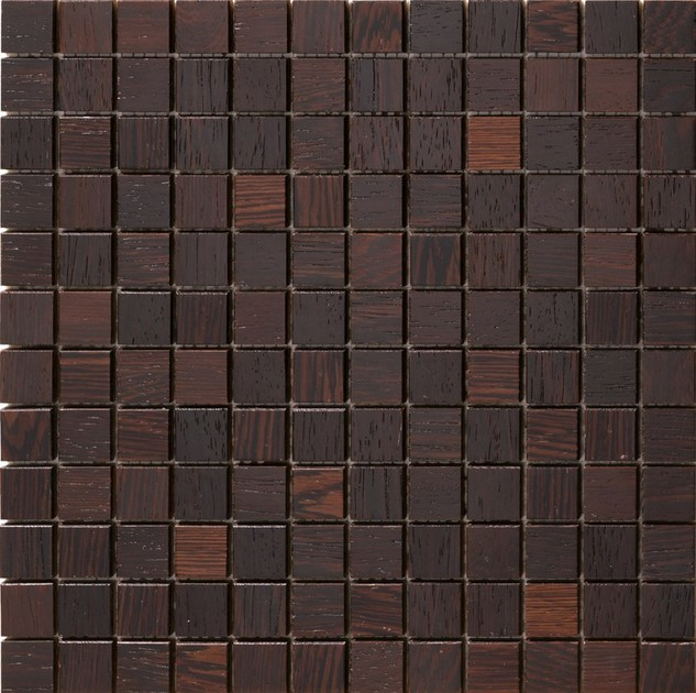 Mosaico in legno legno mosaico - Mosaico de madera ...