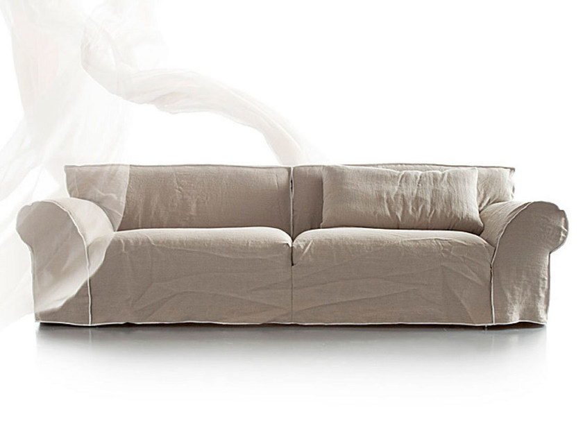 Fabric sofa MICK by ERBA ITALIA