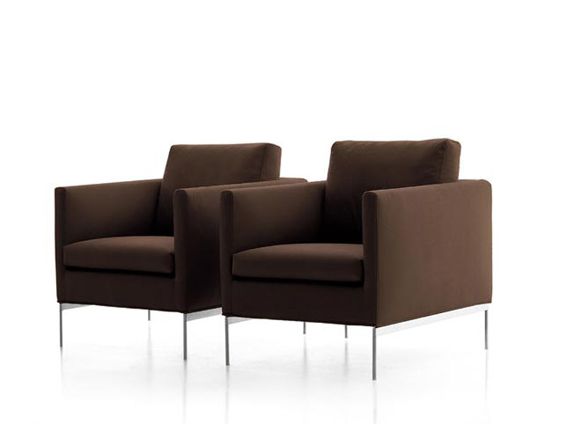 Upholstered armchair HOPI | Armchair by ESTEL GROUP