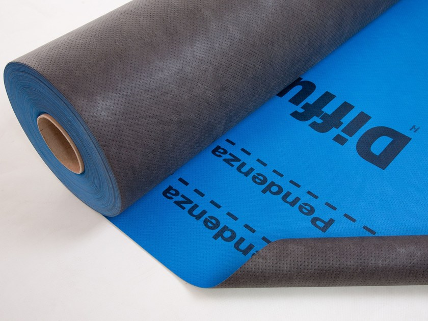 Breathable protective fabric for roof space DIFFUSION 145 - ICOPAL