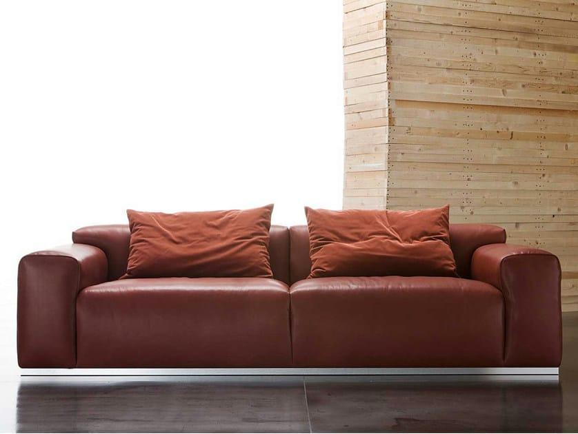 2 seater sofa LUNARE - ERBA ITALIA