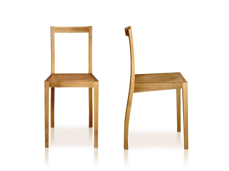 Solid wood chair FRANZ - ESTEL GROUP