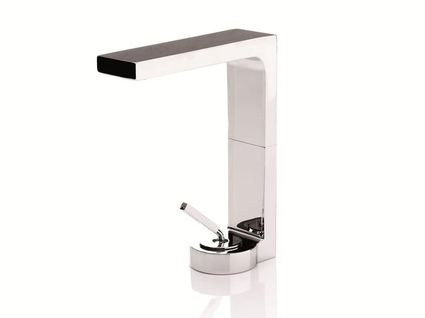 Single handle washbasin mixer WATERBLADE J   Washbasin mixer - RUBINETTERIE RITMONIO