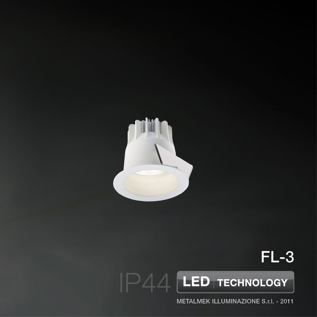 LED recessed spotlight FL-3 | Spotlight - METALMEK ILLUMINAZIONE
