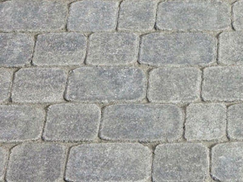 Pavimento per esterni in cemento effetto pietra sasso for Linea verde favaro