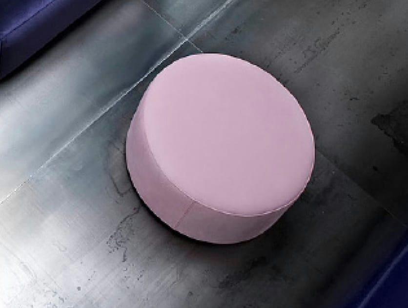 Upholstered pouf LULÙ - ERBA ITALIA
