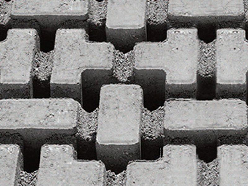 Cement Grass mesh GARDEN - FAVARO1