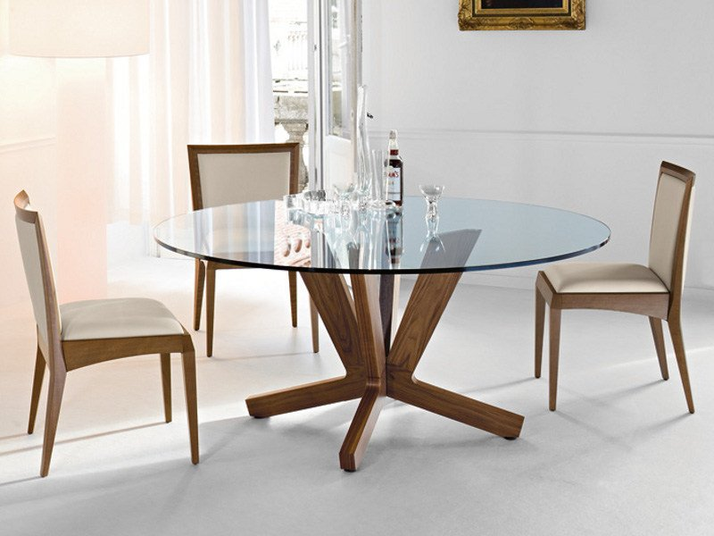 goblin round table by cattelan italia design modus studio On comedor redondo cristal