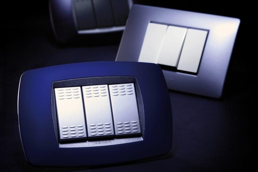 Wiring accessories MODO STEEL - Master Divisione Elettrica