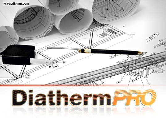 Energy certification DIATHERM PRO - DIASEN