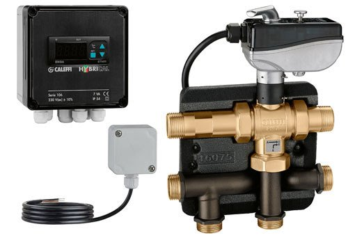 空調システムの総合エネルギー管理 HYBRICAL® - CALEFFI