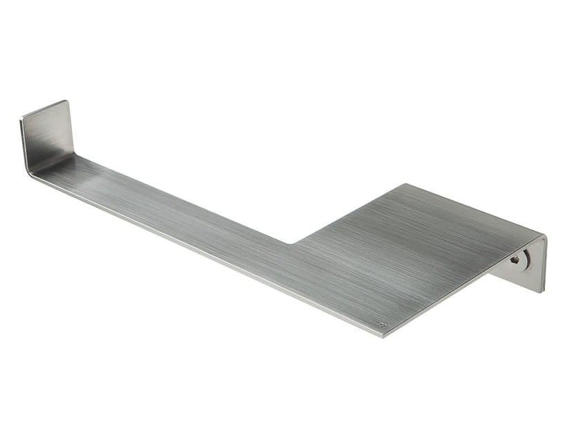 Stainless steel toilet roll holder EMME | Toilet roll holder - MINA