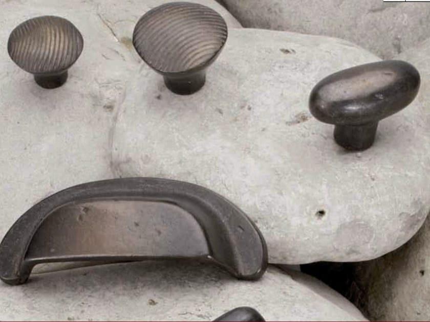 Brass Furniture knob COUNTRY   Furniture knob by GIARA