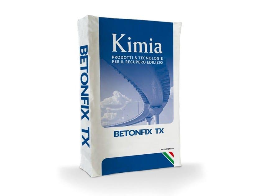 Thixotropic mortar BETONFIX TX - Kimia