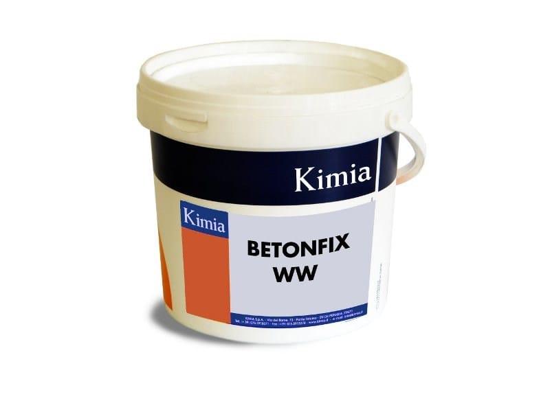 Special cement BETONFIX WW - Kimia