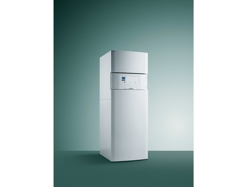 Condensation boiler auroCOMPACT by VAILLANT