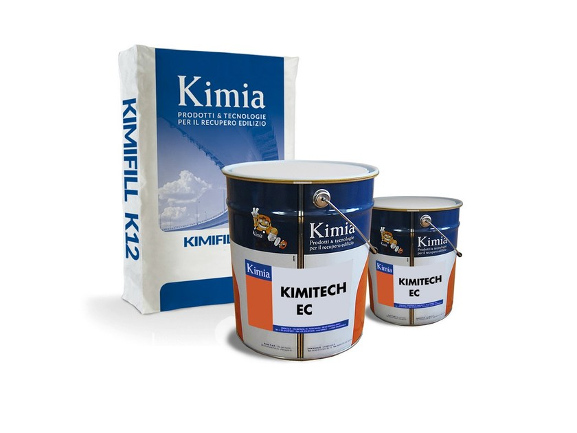 Hydro-expansive and resin waterstop KIMITECH ECF - Kimia