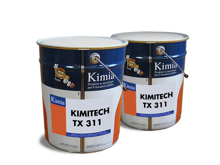 Mortar for masonry KIMITECH TX311 - Kimia