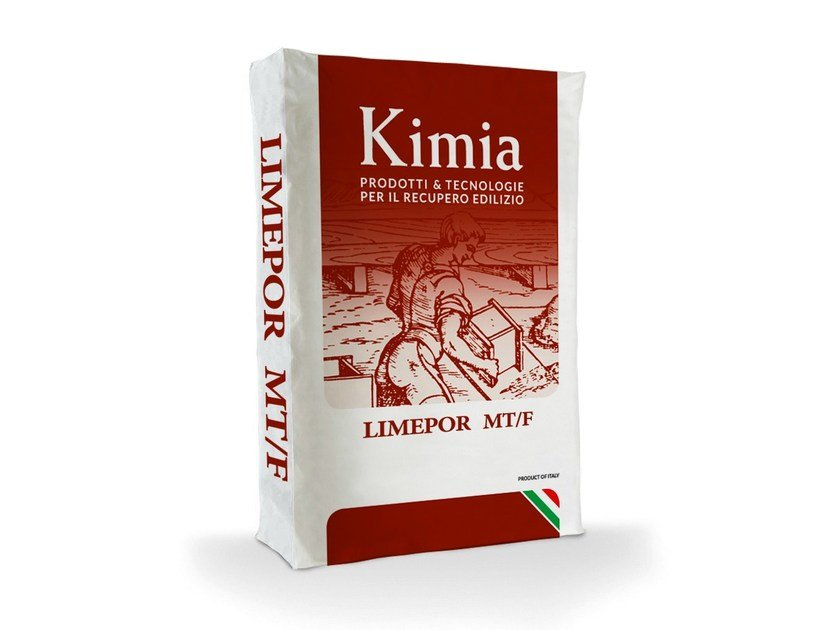 Hydrated and hydraulic lime LIMEPOR MT/F - Kimia