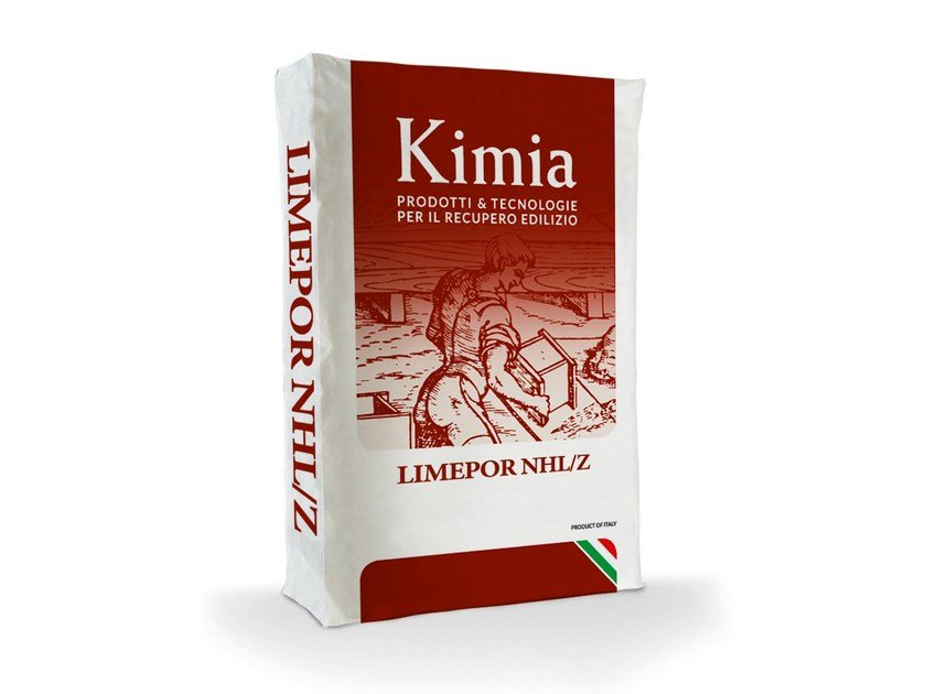 Hydrated and hydraulic lime LIMEPOR NHL/Z - Kimia