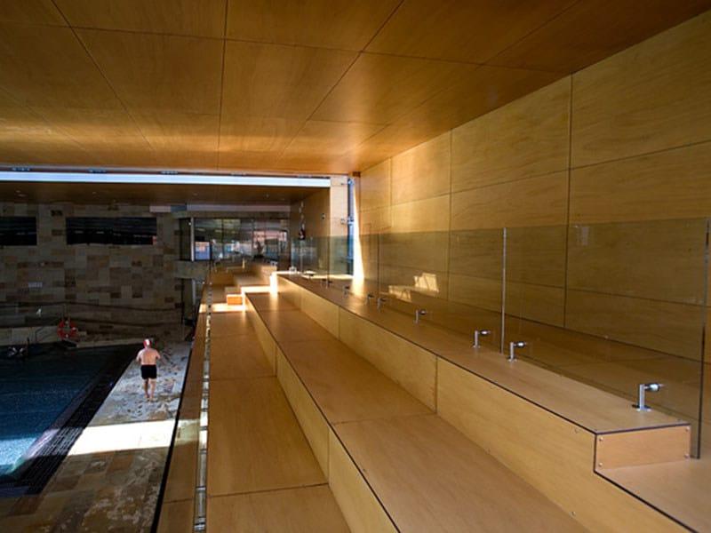 Pavimento rivestimento in legno impiallacciato per interni - Interni arquitectos ...