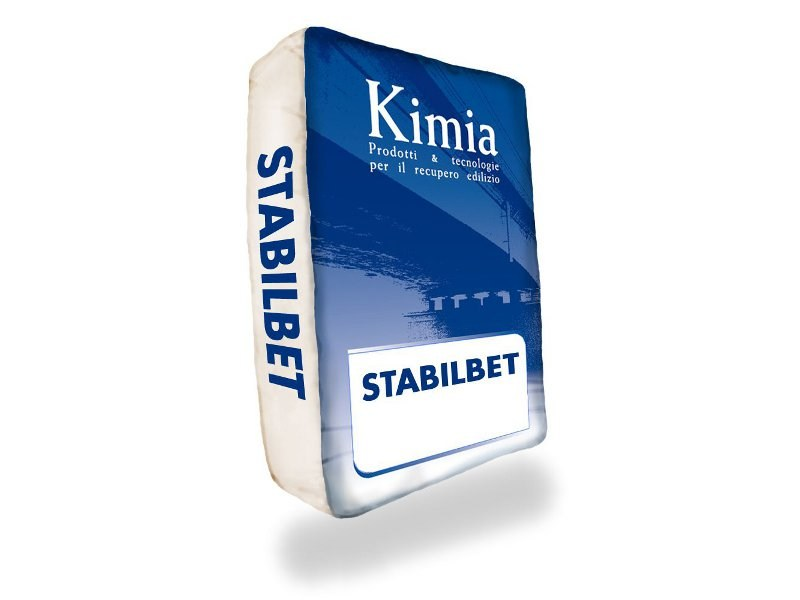 Additive for cement and concrete STABILBET - Kimia