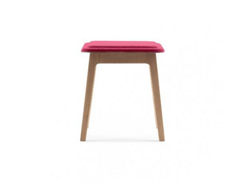 Fabric stool LAIA | Stool by ALKI