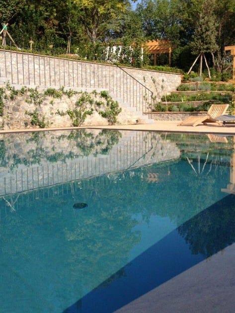 piscine d bordement by indalo piscine. Black Bedroom Furniture Sets. Home Design Ideas