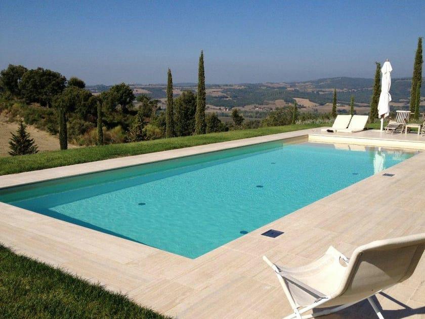 piscina in pvc con skimmer piscina con skimmer indalo