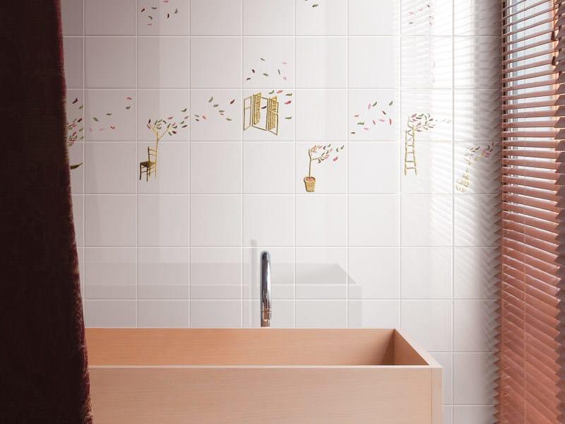 Ceramic wall tiles SOFFIO - CERAMICA BARDELLI