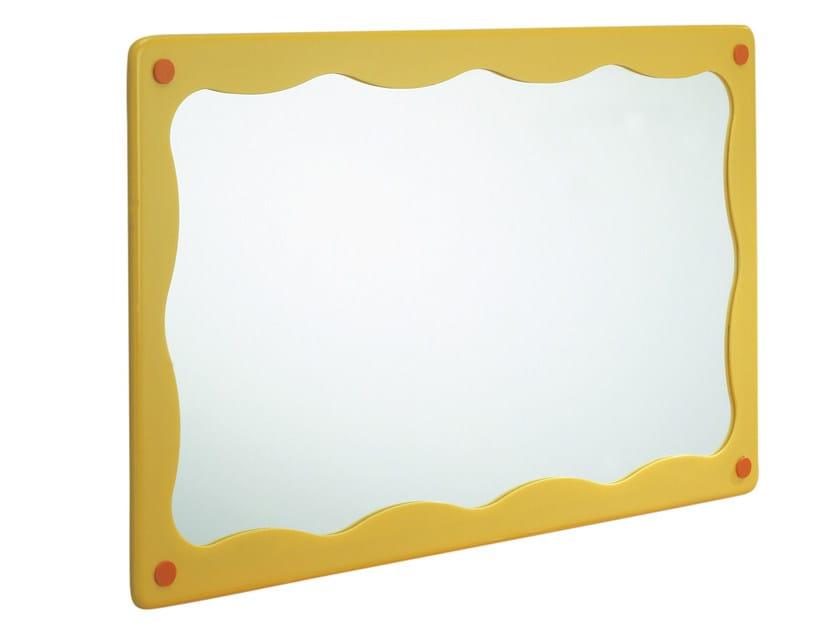 Bagnocucciolo birdo specchio per bambini by ponte giulio - Bagno per bambini ...