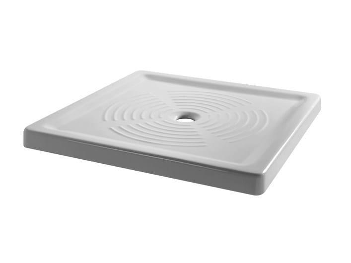 Piatto doccia filo pavimento quadrato 400 piatto doccia for Listino velux 2016
