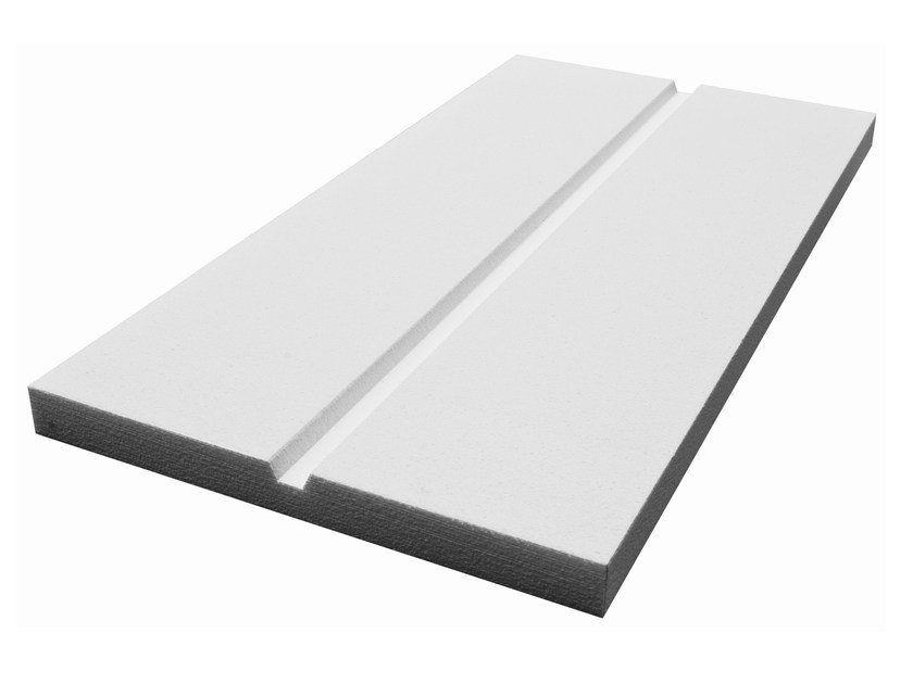 Thermal insulation panel / Exterior insulation system Thermal insulation panel by S.T.S. POLISTIROLI