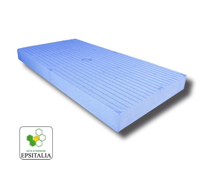 Thermal insulation panel / Exterior insulation system SCACCOMATTO ETICS - S.T.S. POLISTIROLI